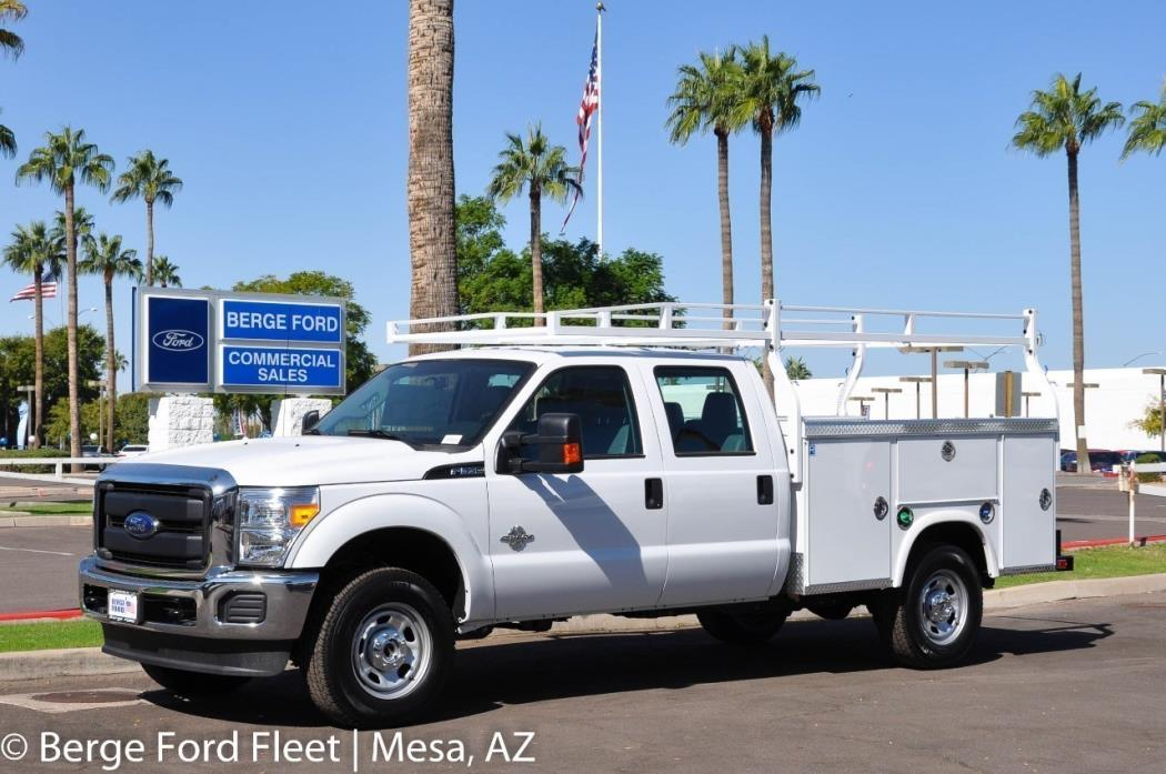 2016 Ford F350  Utility Truck - Service Truck