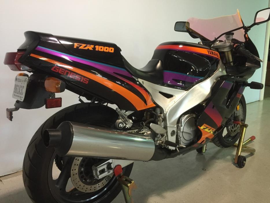 yamaha fzr 1000 motorcycles for sale rh smartcycleguide com 94 FZR 1000 Sale 87 FZR 1000 Top Speed