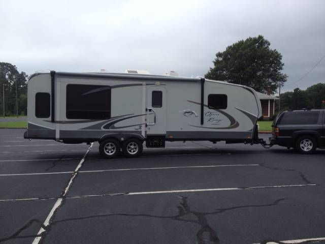 2010 Open Range JOURNEYER 305RLS