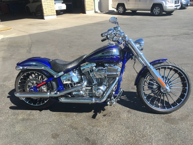 2014 Harley-Davidson FXSB (CLICKITAUTOANDRVVALLEY)