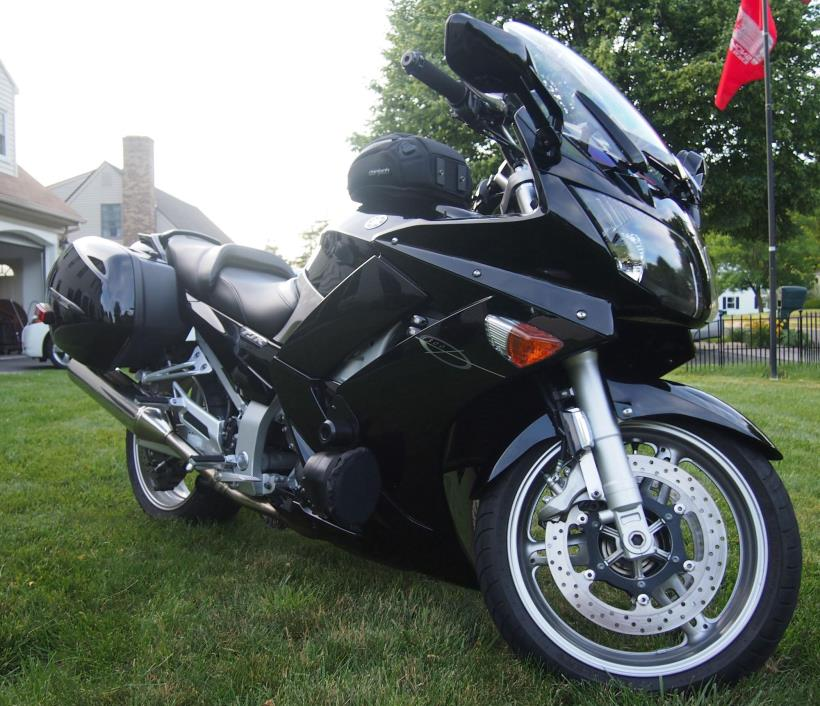 2008 Yamaha Fjr 1300 Motorcycles For Sale