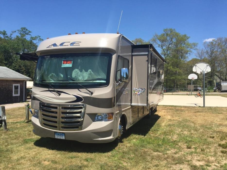 2014 Thor Motor Coach A.C.E EVO 29.2