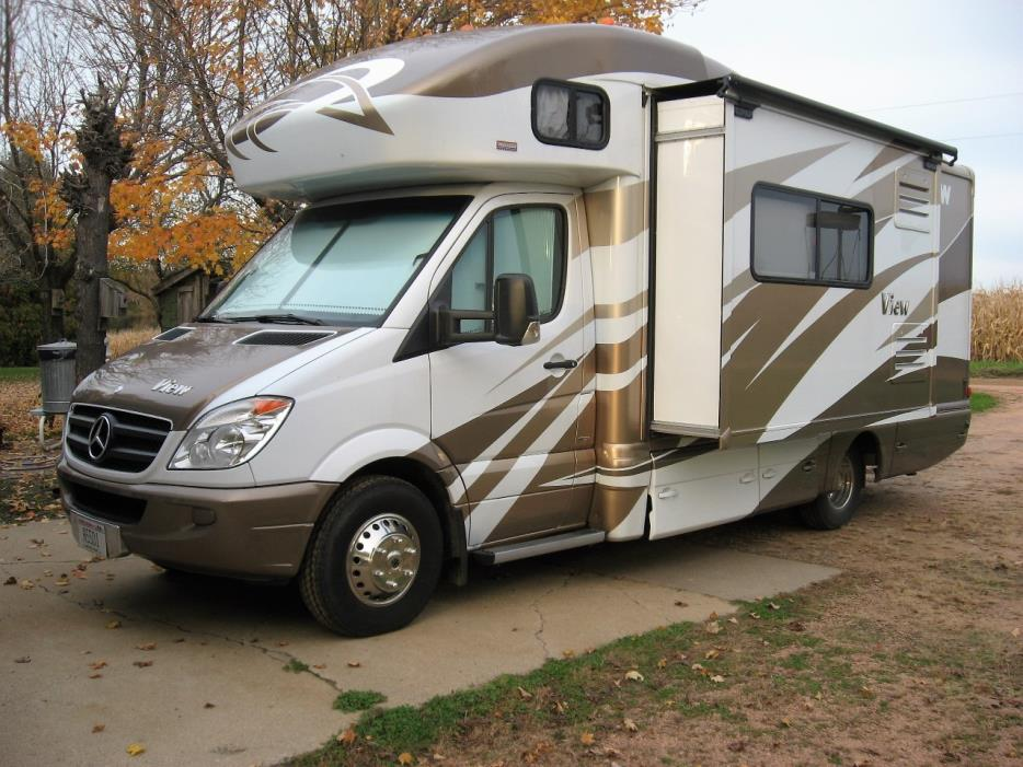 Mercedes benz wisconsin rvs for sale for Mercedes benz view rv