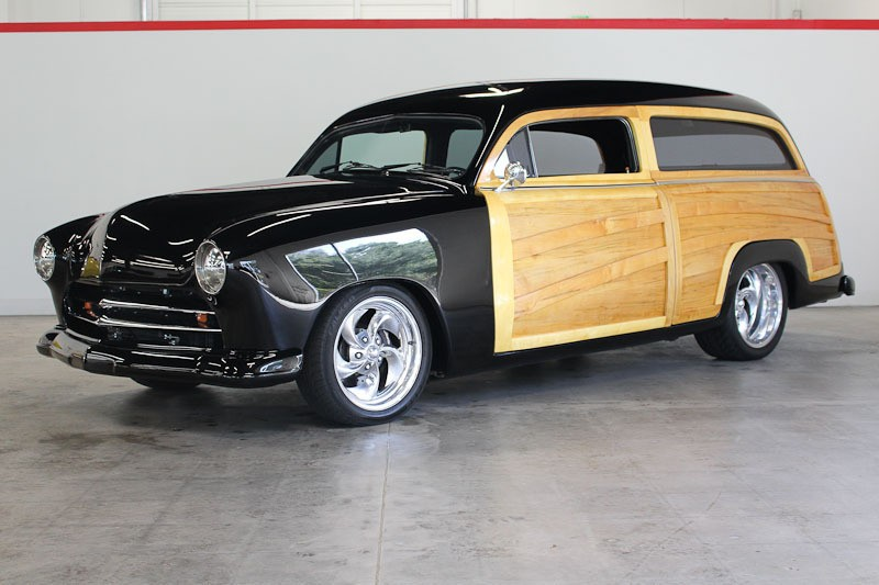 1951 Ford Custom Country Squire