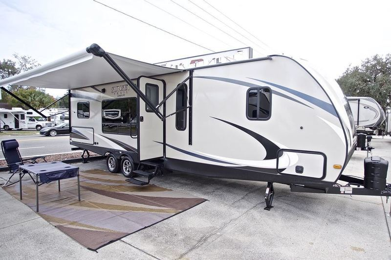 2017 Crossroads Rv Sunset Trail Super Lite SS291RK