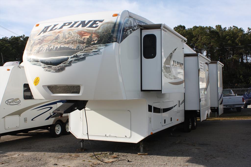 Keystone Alpine 3450RL
