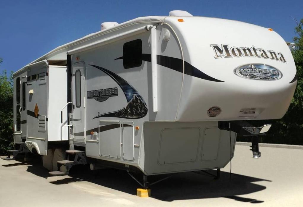 2010 Montana Mountaineer 347 THT