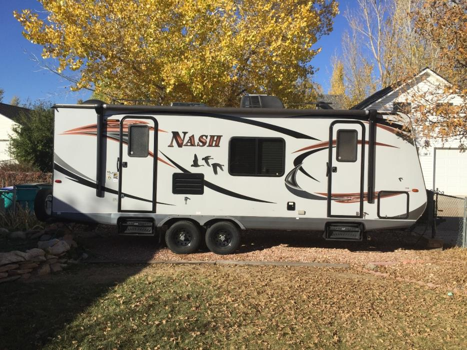 2015 Northwood Mfg NASH 24M