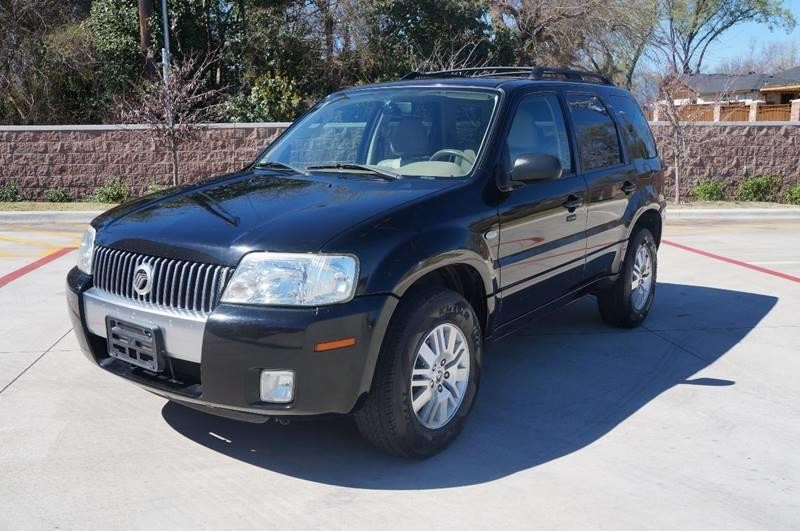 Mercury mariner 2007 cars for sale for Country hill motors inventory