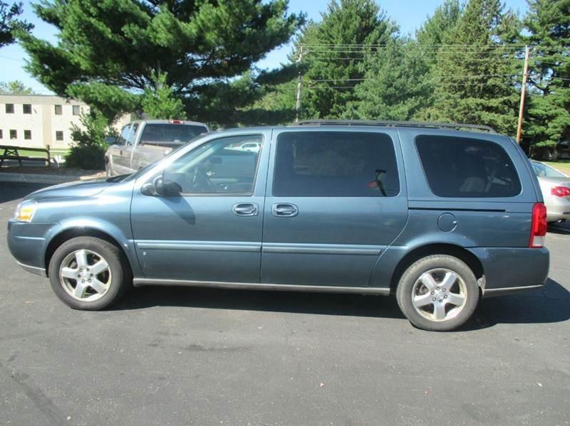2007 Chevrolet Uplander LT 4dr Extended Mini Van w/1LT