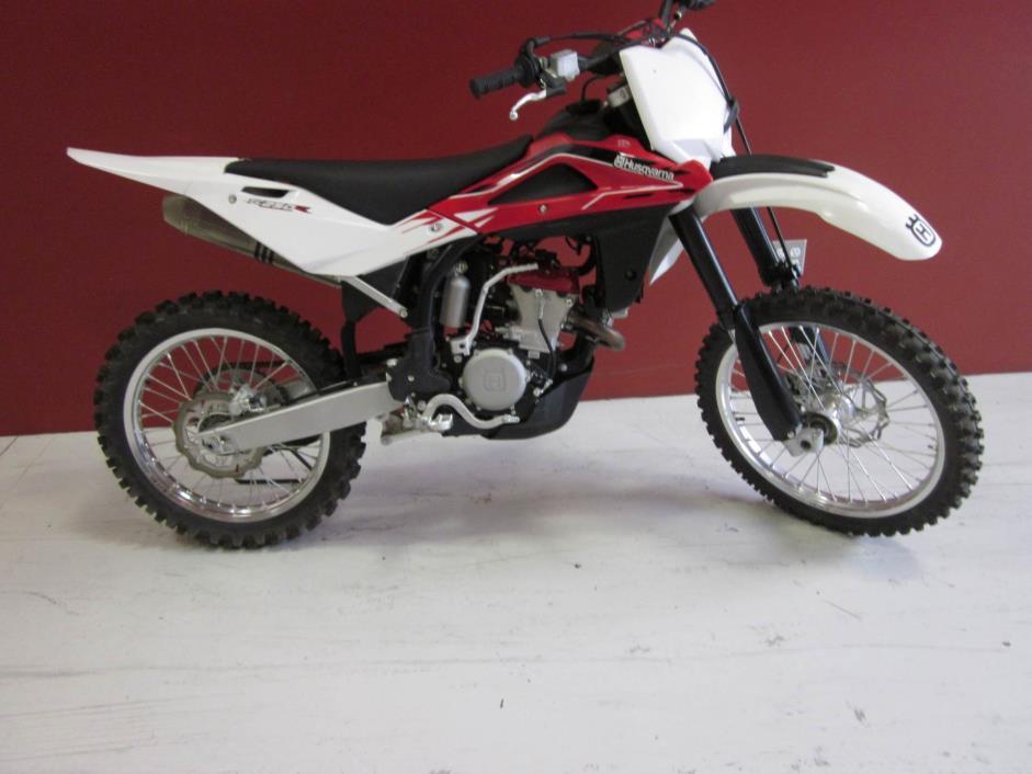 2013  Husqvarna  WR 250