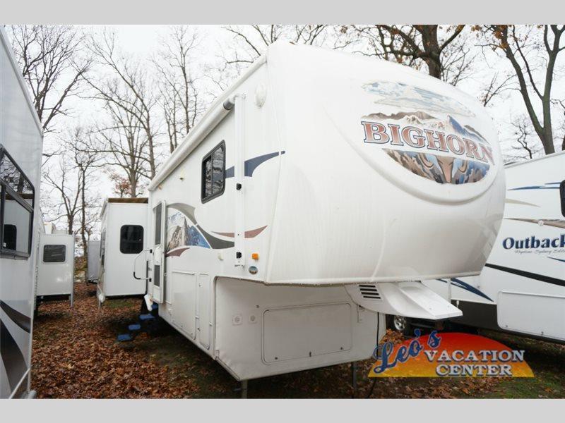 Heartland Rv Bighorn 3600RL