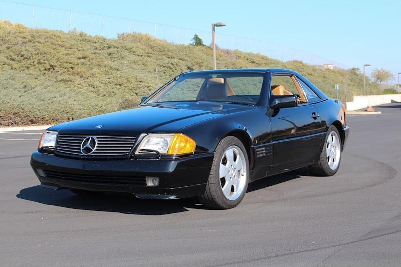 1990 mercedes benz cars for sale. Black Bedroom Furniture Sets. Home Design Ideas