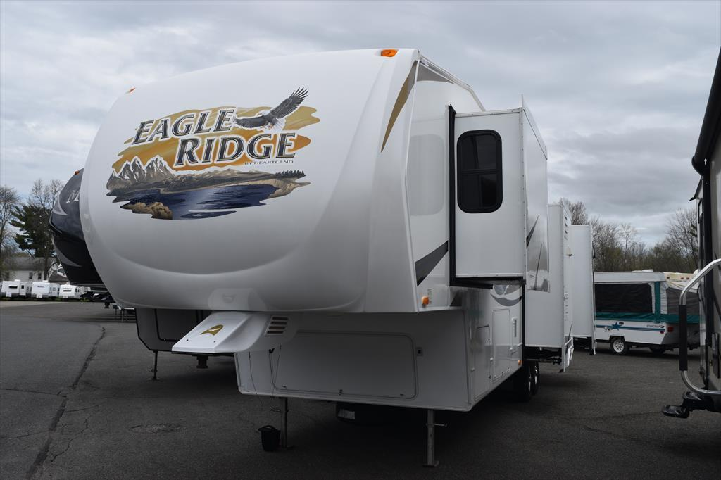Heartland Rv ElkRidge 34ASPL