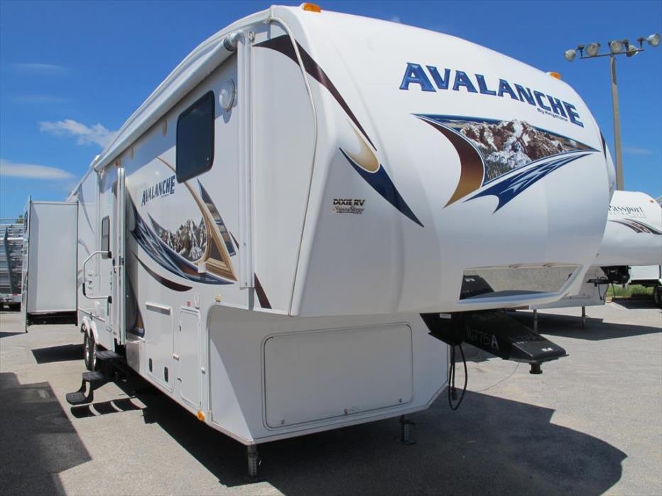 Keystone Avalanche 340TG