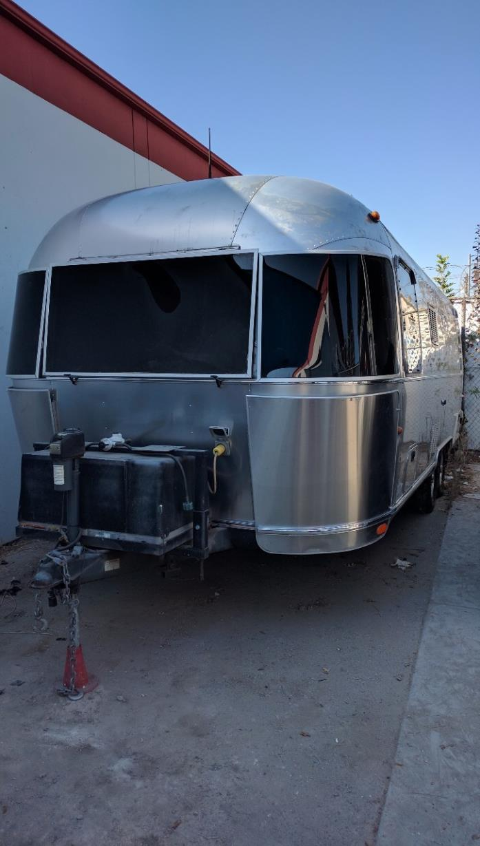 2012 Airstream FLYING CLOUD 25RB