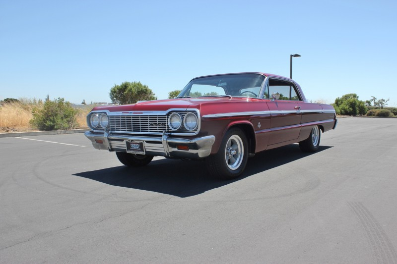 1964 Chevrolet Impala Super Sport, 0