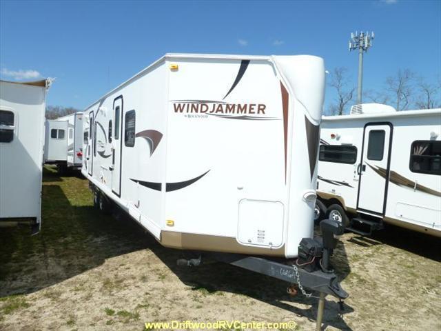 Forest River Rockwood Windjammer 3002W