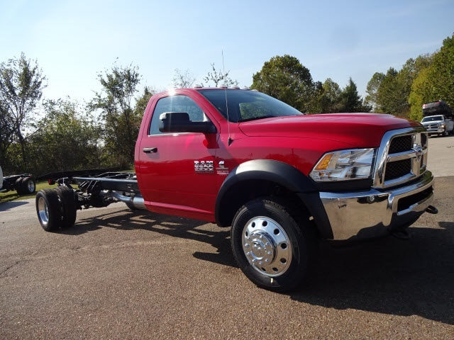 2017 Ram 5500hd  Cab Chassis