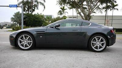 2008 Aston Martin Vantage Base 2dr Coupe 2008 Aston Martin V8 Vantage Base 2dr Coupe