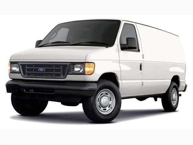 2005 Ford E-350 Super Duty  Cargo Van
