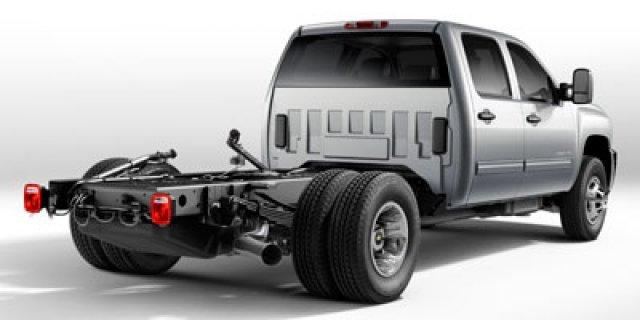 2011 Chevrolet Silverado 3500hd Dump Truck Cab Chassis