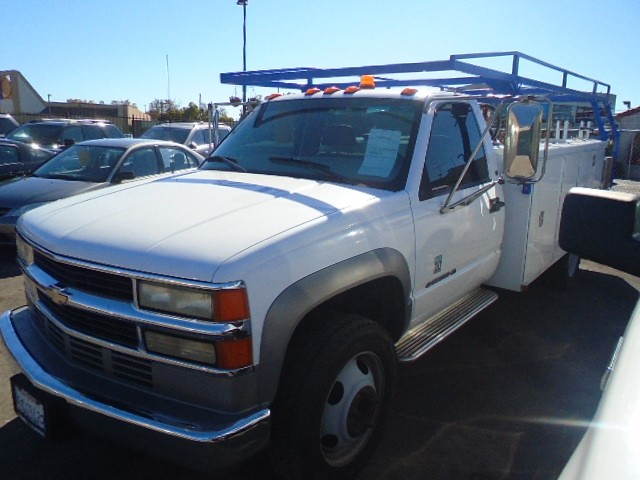 1998 Chevrolet c3500 12 Foot Stake Body