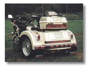 2017 Polaris Slingshot Reverse Trike SL
