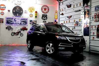 2010 Acura MDX Technology/Entertainment Pkg & SH-AWD 2010 Acura MDX Technology/Entertainment Pkg & SH-AWD 67726 Miles Crystal Black P