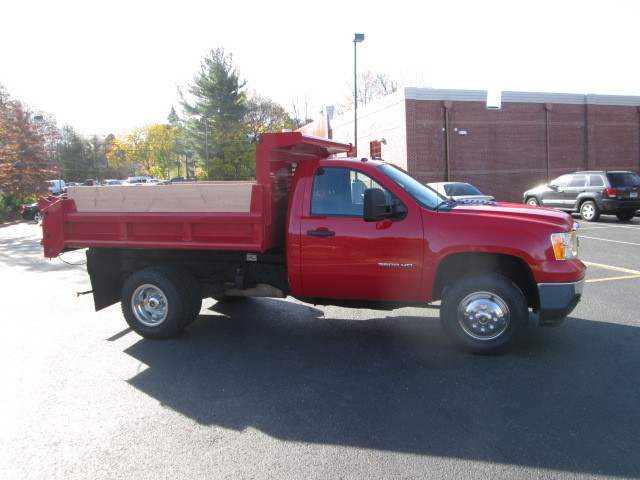 2013 Gmc K3500 Dump Truck