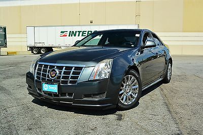 2013 cadillac cts sedan gray cars for sale. Black Bedroom Furniture Sets. Home Design Ideas