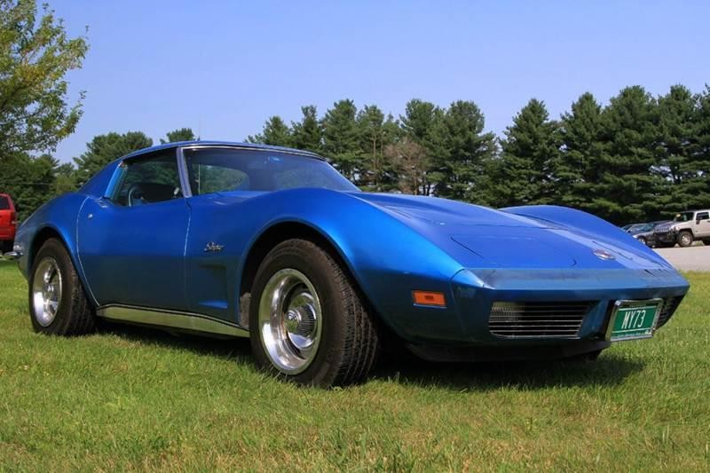 1973 Chevrolet Corvette STINGRAY T-TOPS