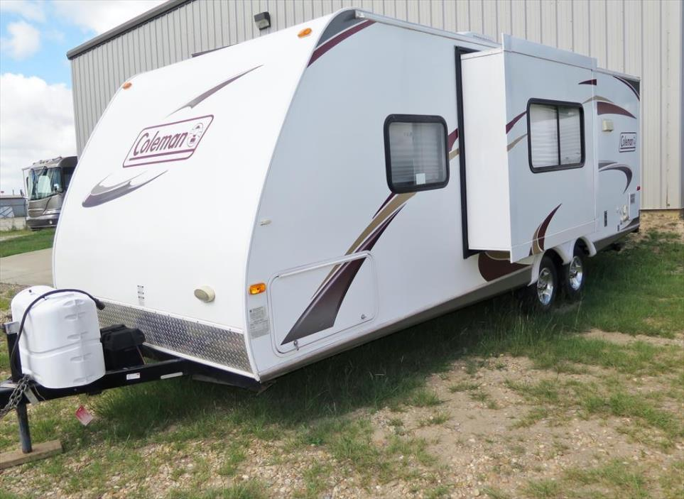 Coleman Travel Trailers For Sale In Texas