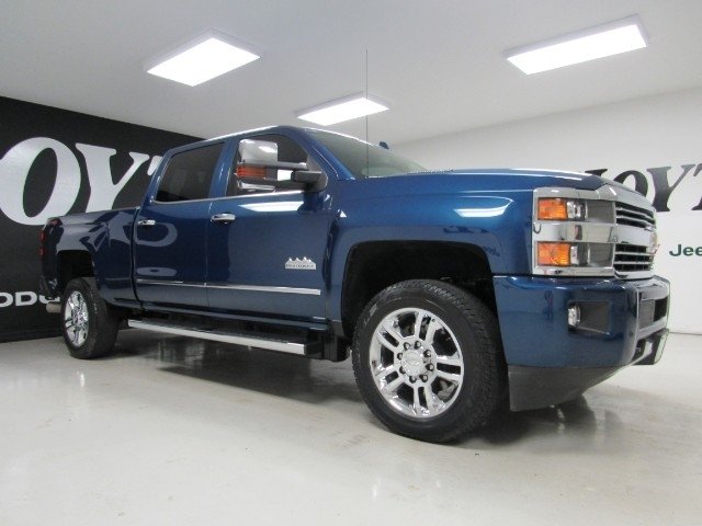 2015 Chevrolet Silverado 2500hd Built After Aug 14 Pickup Truck
