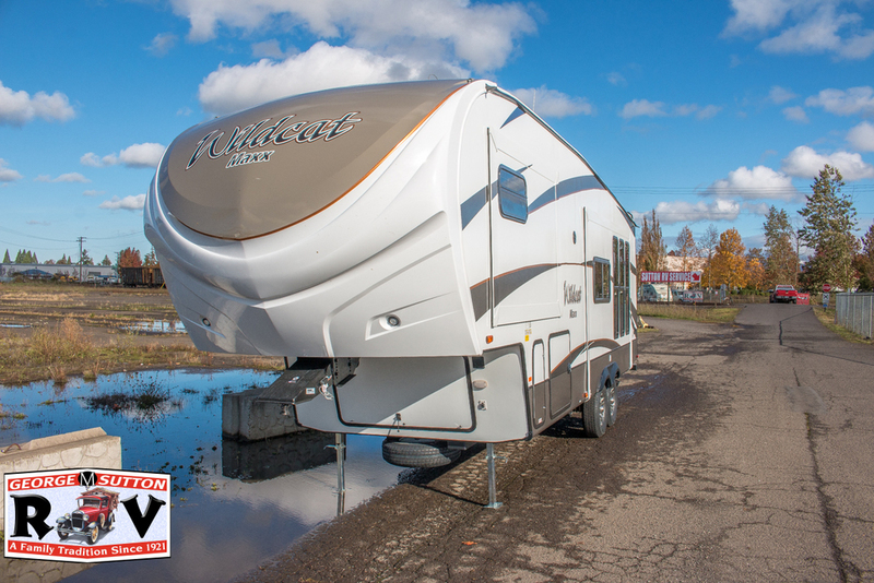 Wildcat Rvs For Sale In Eugene Oregon