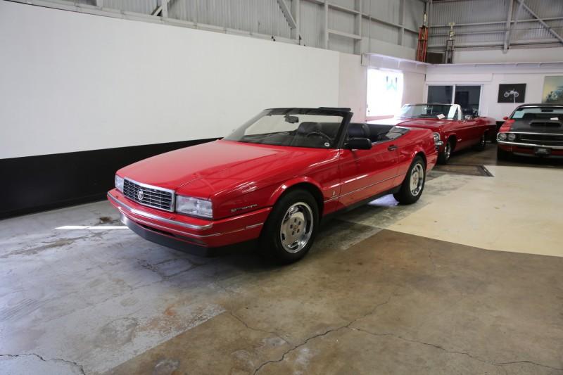 1993 Cadillac Allante None