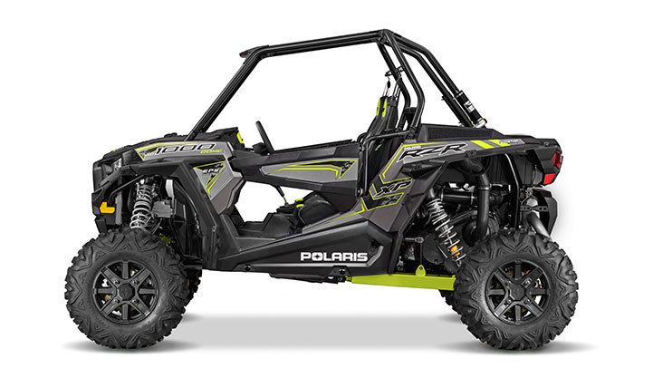 2016 Polaris Rzr Xp 1000 Eps Titanium Matte Metallic