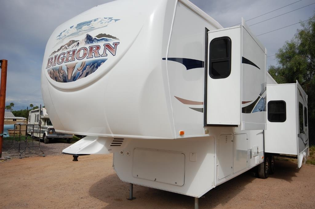 Heartland Bighorn 3100rl Rvs For Sale In Mesa Arizona