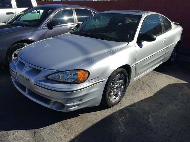 2004 Pontiac Grand Am 2dr Cpe GT