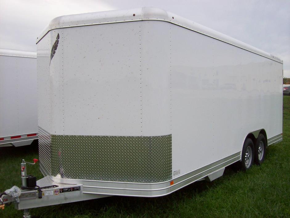 2017 Featherlite Trailers 4926-0020