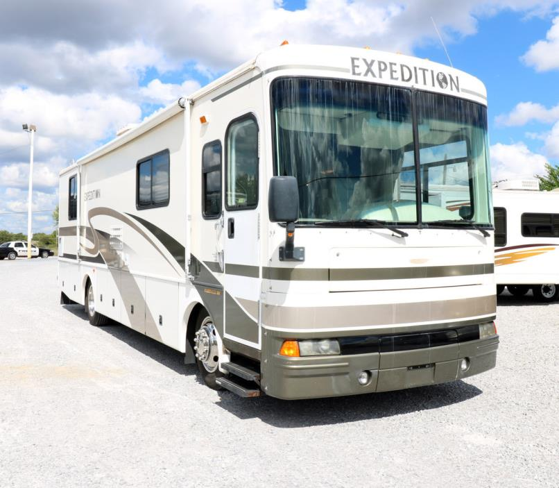 2002 Ford Expedition For Sale: Fleetwood Expedition 34m Rvs For Sale