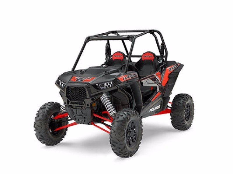 2017 Polaris RZR XP 1000 EPS Titanium Matte Metallic