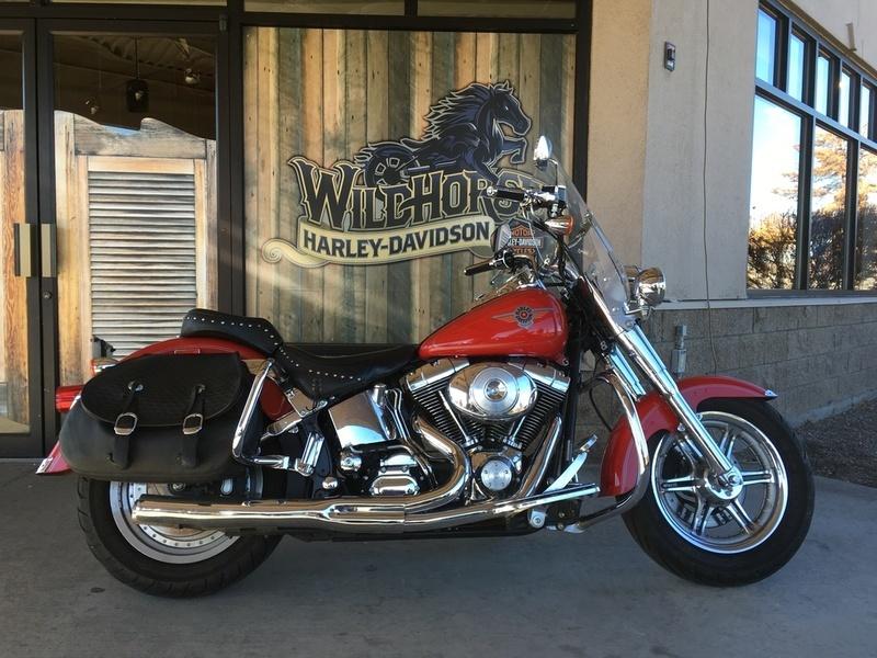 Harley davidson flstf motorcycles for sale in oregon for 2017 yamaha tt r50e