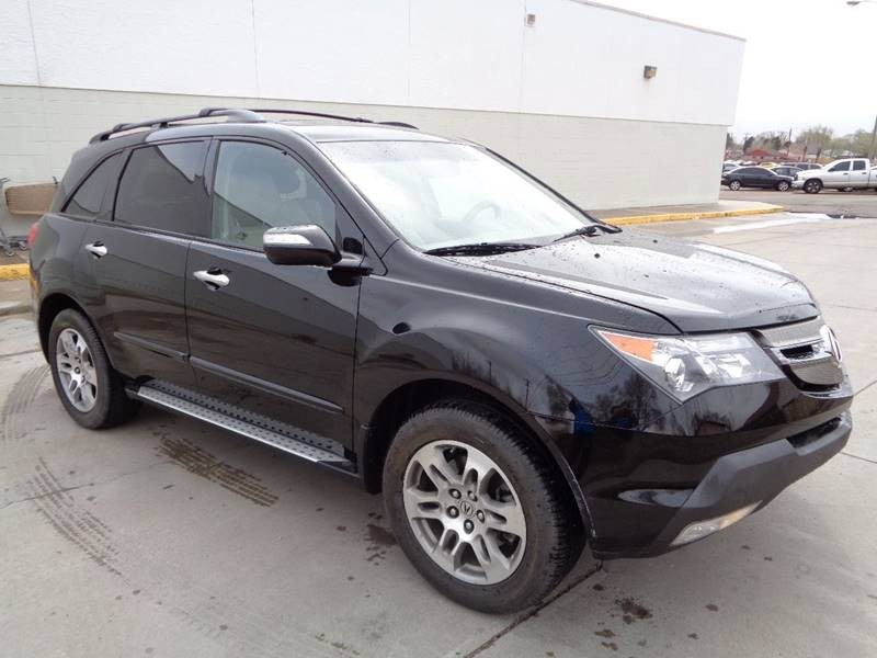 2007 Acura MDX SH-AWD w/Tech w/RES 4dr SUV w/Technology and Entertainment Package