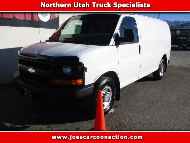 2008 Chevrolet Express 2500 Cargo Cargo Van