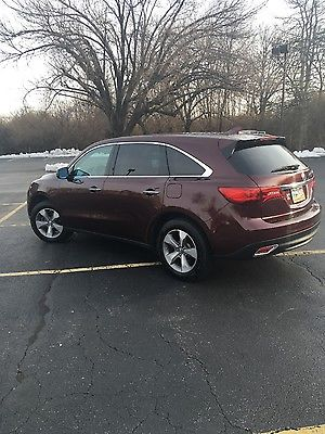 2014 Acura MDX AWD 2014 Acura MDX AWD- get it before its going, going, gone!