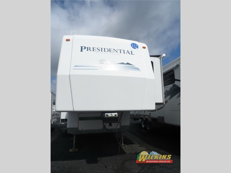 Holiday Rambler Presidential 36RLT