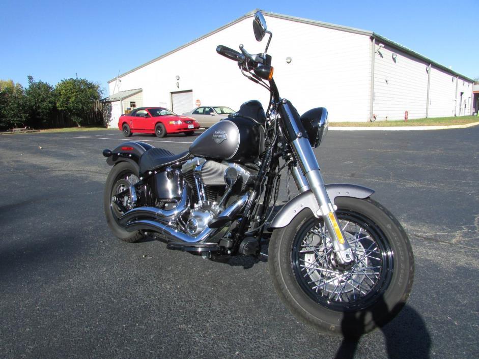 Harley Softail Slim Motorcycles For Sale In Manassas Virginia
