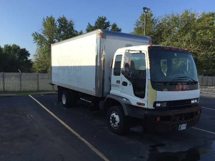 2004 Gmc T6500 Box Truck - Straight Truck
