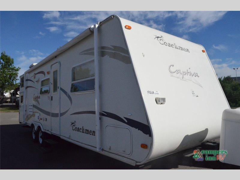 Coachmen Captiva 290bhs Rvs For Sale